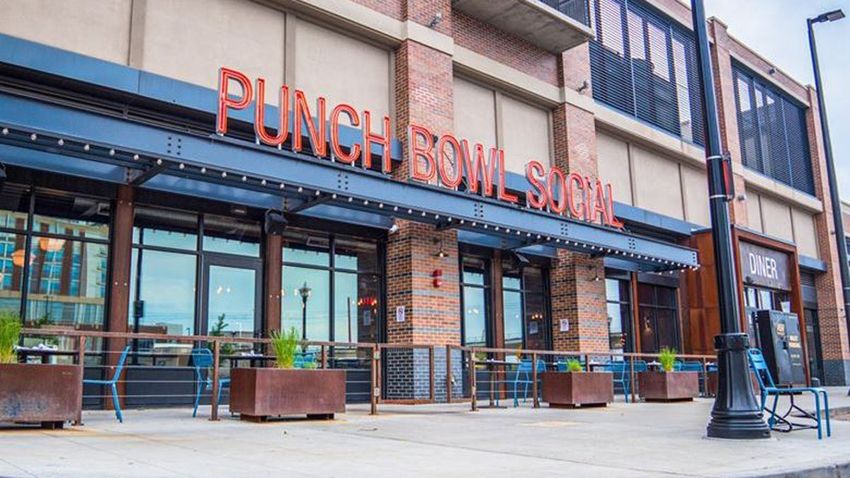 Punch Bowl Social will re-open on July 13.
