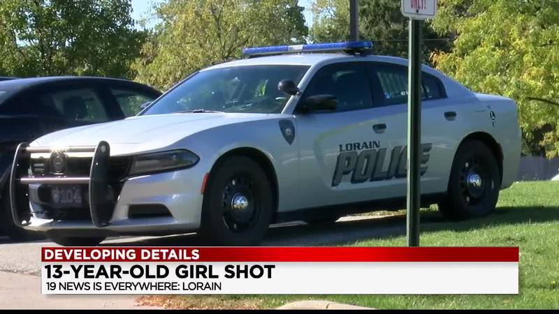 13-year-old girl shot by teen boy who was attempting to shoot someone else, Lorain police say