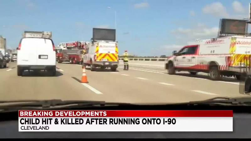 Questions surround the death of a 12-year-old boy hit on the I-90 Innerbelt Bridge