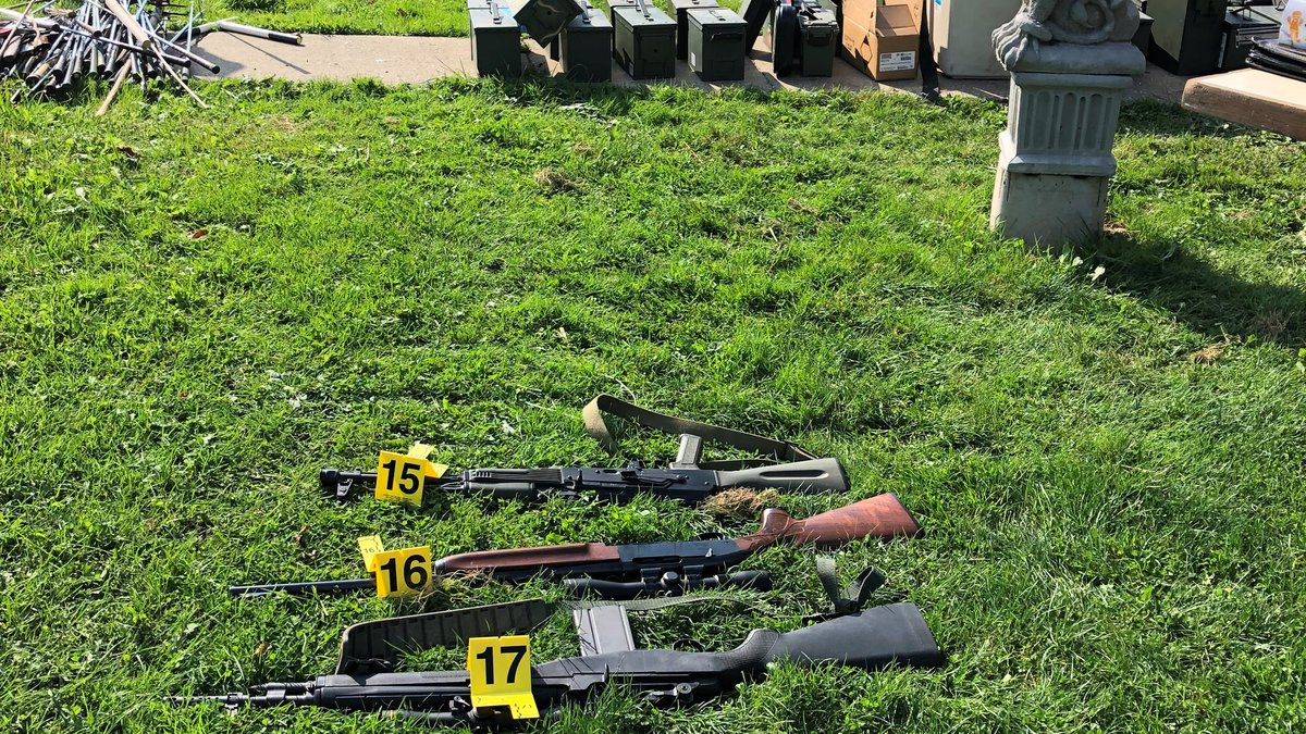On Oct. 14, shortly after 5 a.m., the Lake County Sheriff's Office SWAT Team was called to...