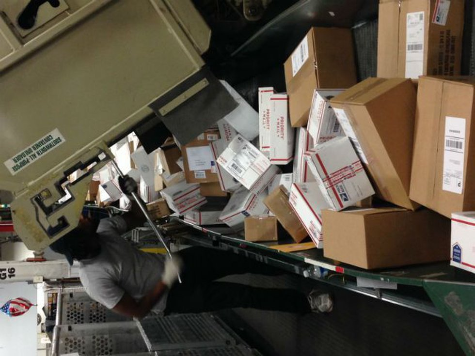 Inside the processing plant in Cleveland. (Source: WOIO)