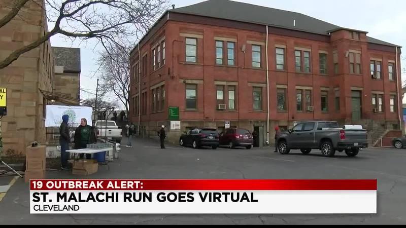 St. Malachi Parish race fundraiser doesn't run from coronavirus