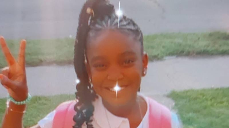 AMBER Alert issued for abducted 7-year-old girl in East Cleveland
