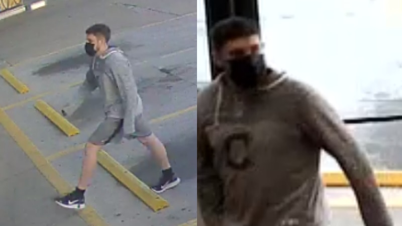 Moto Mart robbery suspect wanted in Mansfield