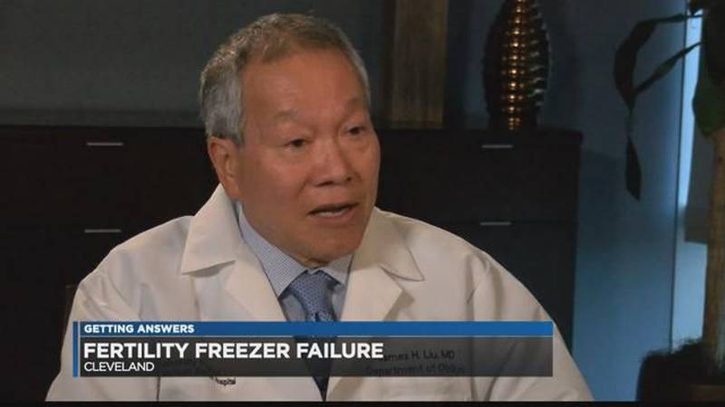 Carl Monday sits down with UH Dr. James Liu, chairman of the hospital system's Obstetrics &...