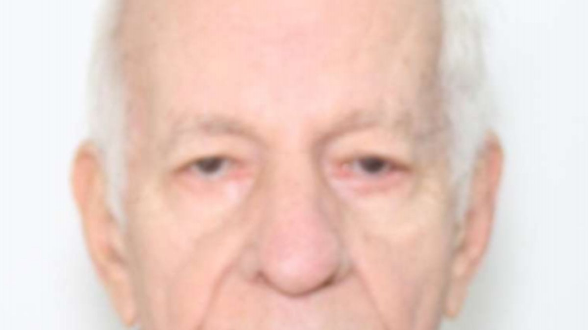 Donald Whittaker is missing from his Trumbull County home. If you see him, call 911.
