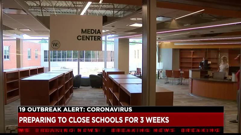 Ohio schools to close for 3 weeks during coronavirus 'crisis;' Gov. DeWine bans gatherings of...