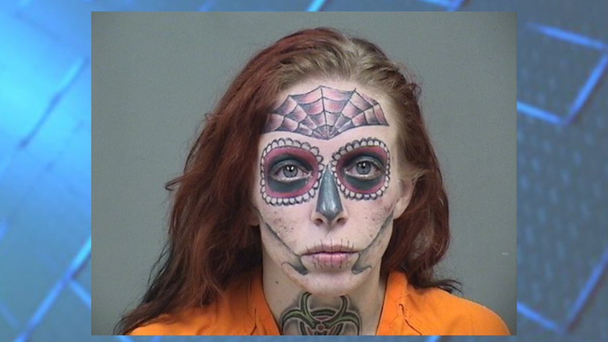 Alyssa Zebrasky (Source: Mahoning County Jail)