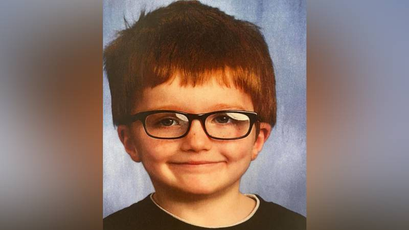 Middletown police are searching for 6-year-old James.