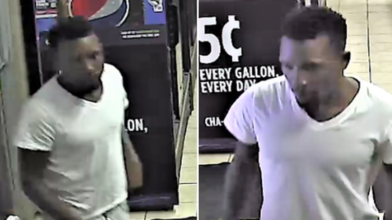 Man wanted for firing multiple shots at victim at Cleveland gas station