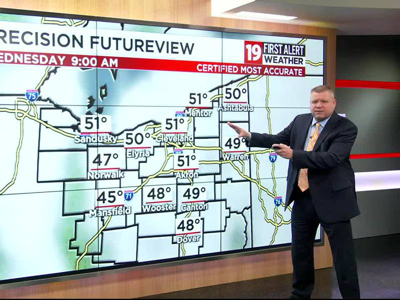 Northeast Ohio Weather: Another super soaker on the way to end the week