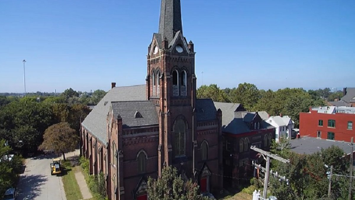 The historic Zion United Church of Christ building in Tremont has been sold to a development...