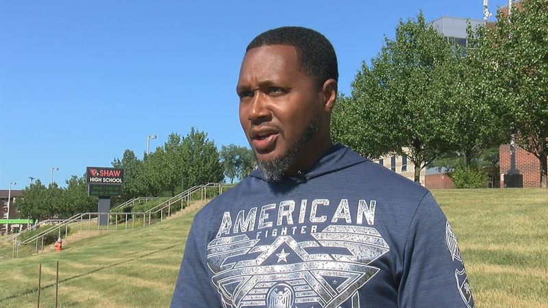 Donshon Wilson, director of the Shaw High School marching band, resigned after 24 years on...