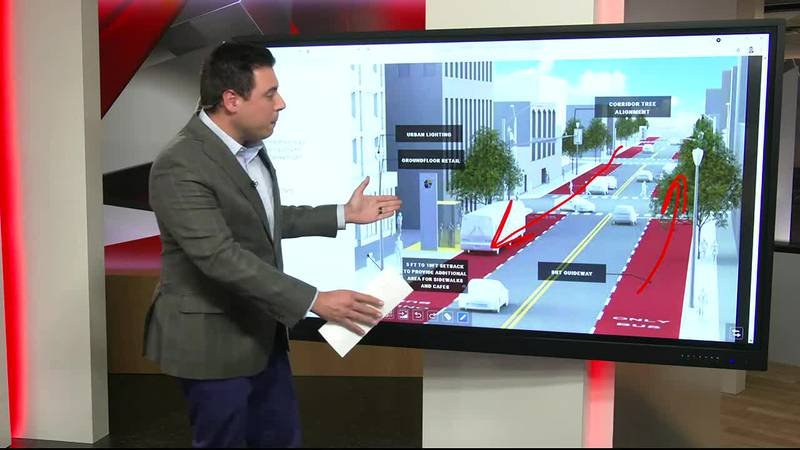 RTA plans new expansion for Cleveland's West 25th corridor