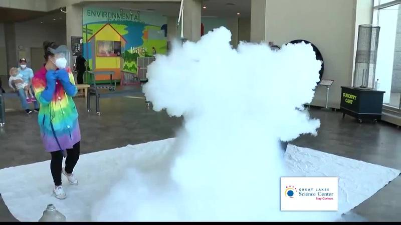 19 First Alert Science School: Summer fun at Great Lakes Science Center