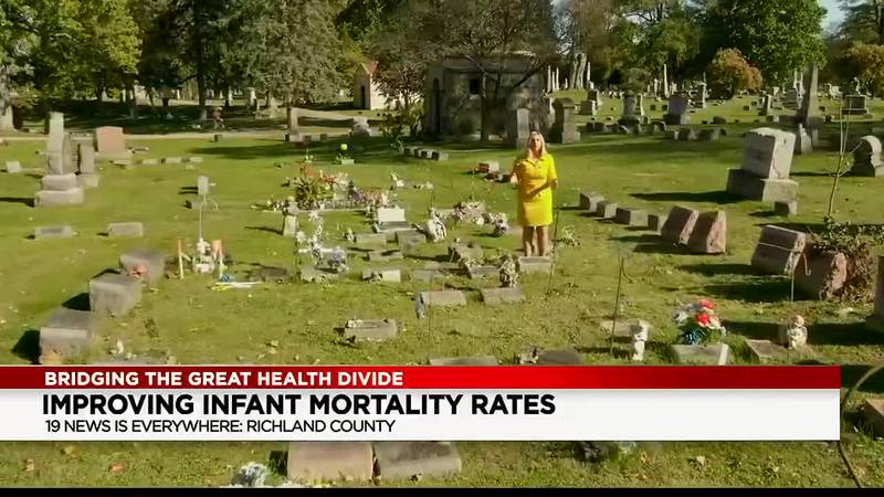When a rural county saw their infant mortality rates rise, they knew they were in trouble.