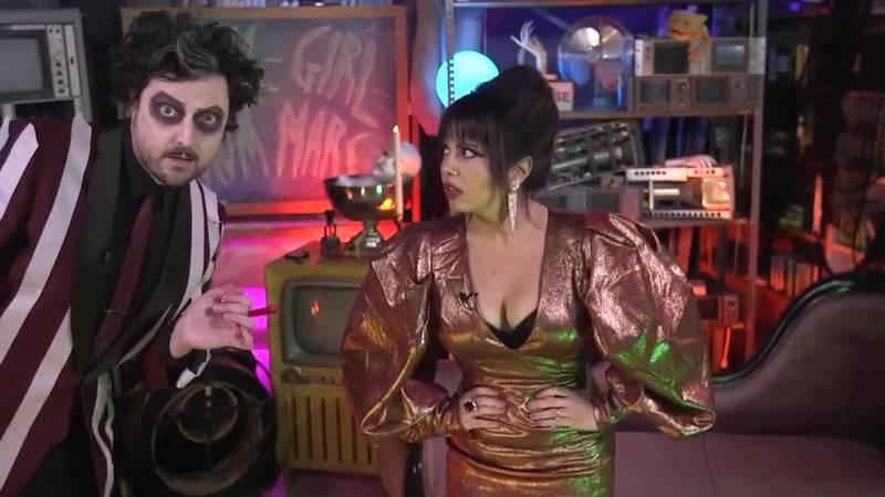 Ep 15 Big Bad B Movie: Devil Girl from Mars