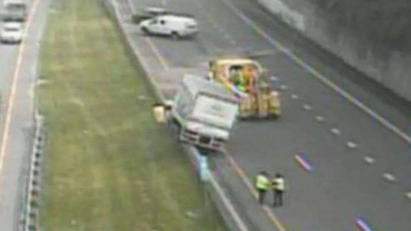 Accident on Jennings Freeway