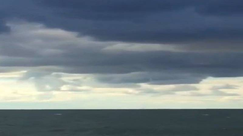 The best way to avoid a waterspout is to move at a 90-degree angle to its apparent movement,...