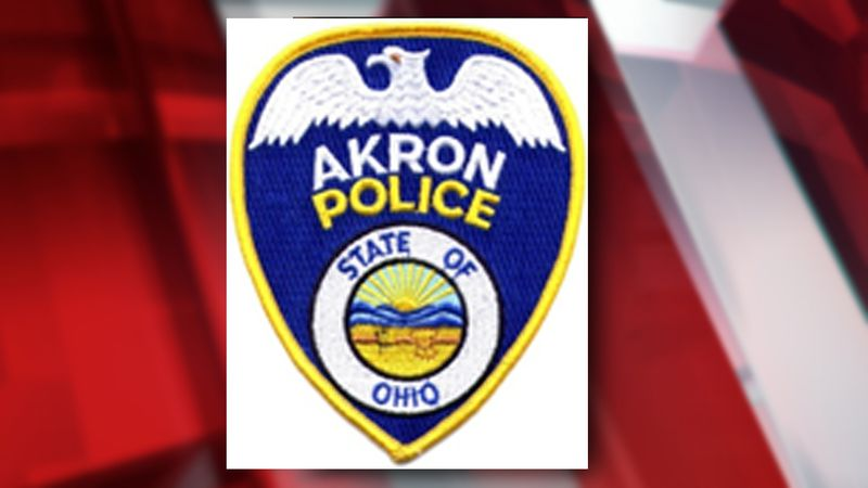 Akron Police Badge