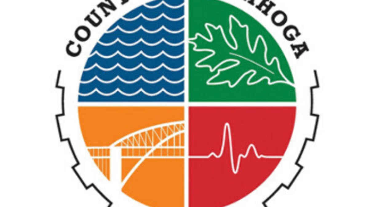 Cuyahoga County emblem