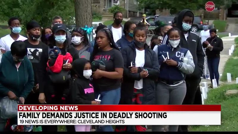 Community remembrance honoring Cleveland Heights man who was murdered last Saturday