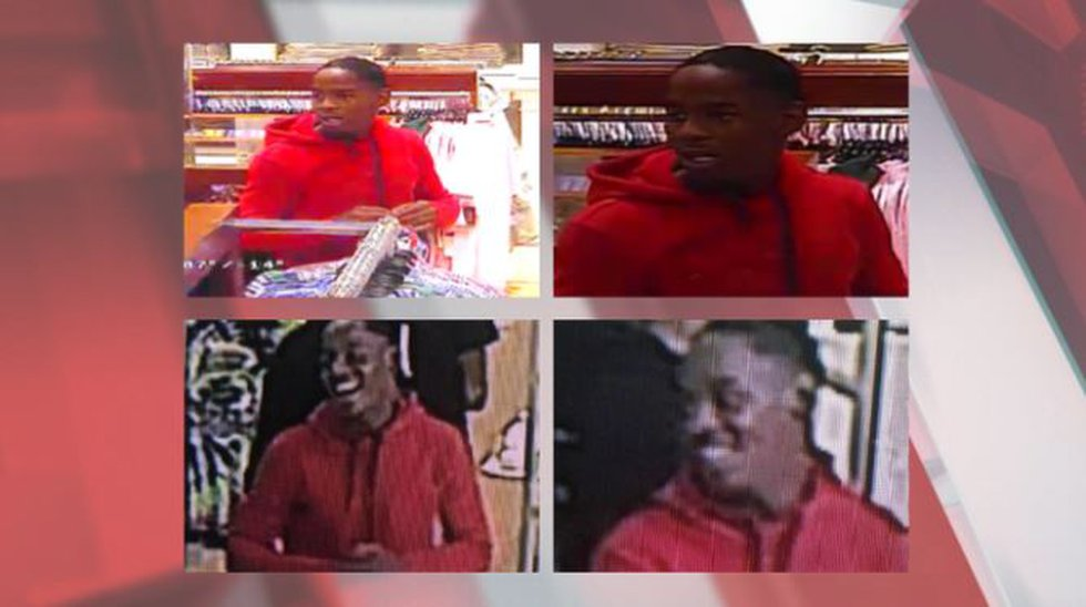 Authorities are looking for a shoplifting suspect, a 19-year-old male who has been identified...
