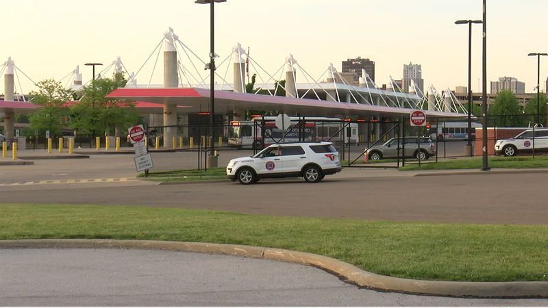 A 21-year-old man was shot on bus in Akron Tuesday