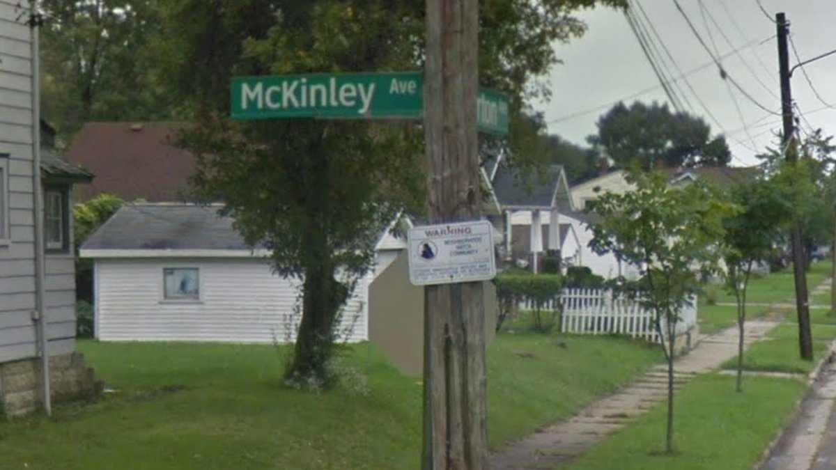 Intersection near home where shooting took place