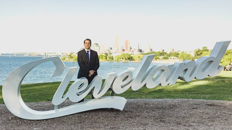 Ross DiBello, candidate running for Mayor of Cleveland