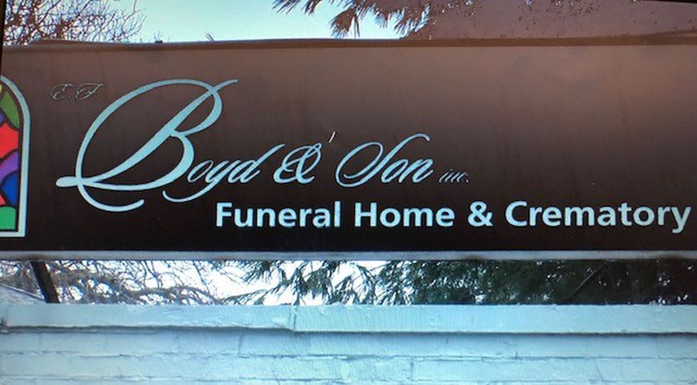 Pernel Jones and Sons Funeral Home in business since 1973