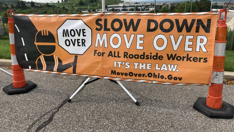 The Ohio State Highway Patrol reminds everyone traveling this weekend, if you see a trooper on...